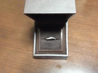 【アイプリモ(I-PRIMO)の口コミ】 彼が婚約指輪をアイプリモで購入してくれていたので、結婚指輪もアイプリ…