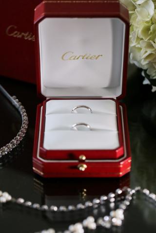 【カルティエ(Cartier)の口コミ】 毎日指輪をはめるので、飽きのこないデザインと、家事などするので錆びにく…