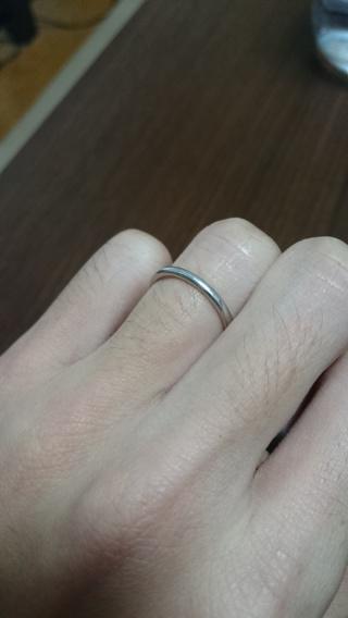 【アイプリモ(I-PRIMO)の口コミ】 指が細いので、シンプルで細身のデザインを探していました。 また、あまり…