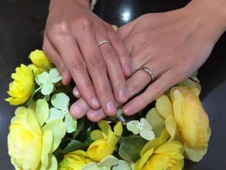 【JewelMIKIオリジナル「鍛造結婚指輪」の口コミ】 とっても人柄が良くて、素敵な社長さんイチオシの鍛造リング。 &ldqu…