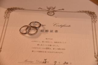 【JEWELRY  KAMATA(ジュエリーかまた)の口コミ】 ピンクダイヤモンドを絶対に入れたかったのですが、お値段の関係で諦めよう…