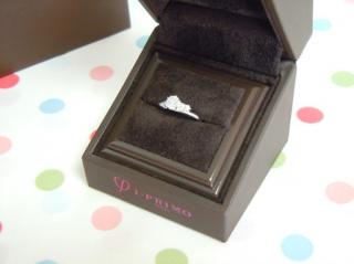 【アイプリモ(I-PRIMO)の口コミ】 自分だけの指輪が欲しかったので、セミオーダーかオーダーできるお店を探し…