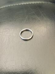 【島田工房(しまだこうぼう)の口コミ】 金属アレルギーのため、チタンのリングを探していたらこの指輪を見つけま…