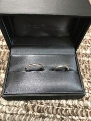 【ラザール ダイヤモンド(LAZARE DIAMOND)の口コミ】 婚約指輪もラザールダイヤモンドで購入していました。店員さんの対応もよ…