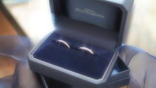 【銀座ダイヤモンドシライシの口コミ】 ダイヤモンドが沢山入っている少し個性的なデザインの指輪が欲しかったので…