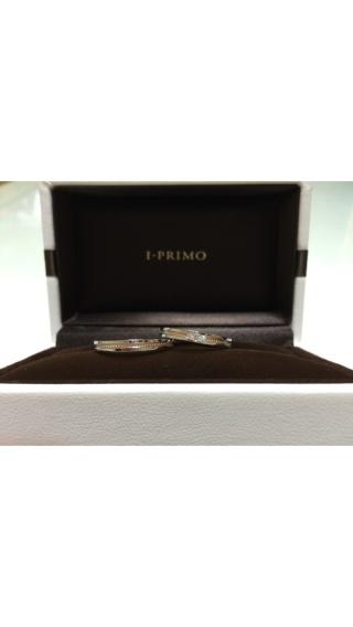 【アイプリモ(I-PRIMO)の口コミ】 結婚指輪を探していろんな店を見て回ったんですが、値段重視で考えていた…