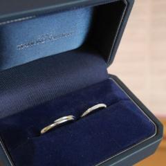 【銀座ダイヤモンドシライシの口コミ】 相手の指に合う指輪を見つけるのが困難で、他のブランドも検討しましたが、…