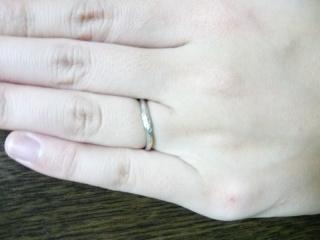 【俄(にわか)の口コミ】 日本ブランドの指輪が欲しいと思っていたため、俄というブランドが気になっ…