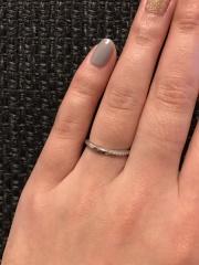 【俄(にわか)の口コミ】 指輪ひとつひとつに名前、意味がありその中でいくつかに惹かれました。 い…