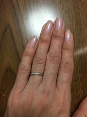 【ギンザタナカブライダル(GINZA TANAKA BRIDAL)の口コミ】 結婚指輪にそれほどお金をかけれなかったのもあり、10万円代で探していた…