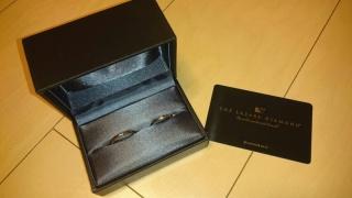 【ラザール ダイヤモンド(LAZARE DIAMOND)の口コミ】 婚約指輪をこちらのお店で購入し、とても対応が良かったので結婚指輪もこち…