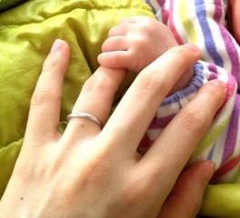 【Cafe Ring(カフェリング)の口コミ】 結婚指輪はセットになっているものを選ぶのが絶対だと思っていました。でも…