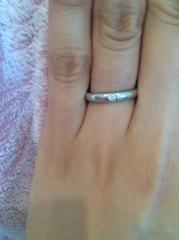 【ティファニー(Tiffany & Co.)の口コミ】 シンプル,それでいて存在感のある指輪を探していました。 色んな柄やデザ…
