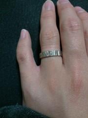 【LEGAN(レガン)の口コミ】 一生身に付けていく大切な指輪なので、 飽きがこないようにすることと 自…