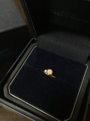 【銀座ダイヤモンドシライシの口コミ】 ダイヤモンド1つはなんだか寂しいけど、たくさんついている派手なものはち…