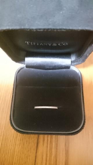 【ティファニー(Tiffany & Co.)の口コミ】 毎日つける結婚指輪。 シンプル過ぎるのはイヤだけど、キラキラしすぎるの…