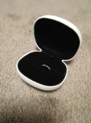 【noguchi(ノグチ)の口コミ】 婚約指輪ものぐちさんで購入したので、結婚指輪ものぐちさんで決まりでした…