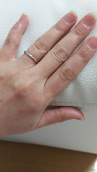 【HOSHI no SUNA 星の砂(ほしのすな)の口コミ】 指輪の購入を考えていたときは、ある程度年齢を重ねてもそれなりに様にな…