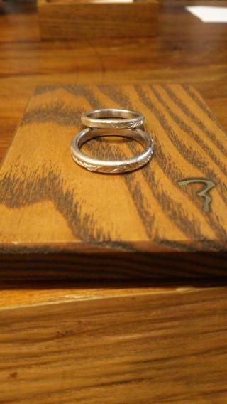 【ichi(イチ)の口コミ】 彼も結婚指輪は毎日つけると言っていたので、二人が気に入る物を探してい…