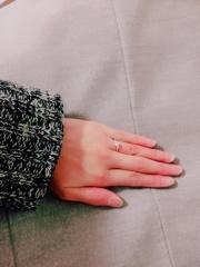 【JEWELRY  KAMATA(ジュエリーかまた)の口コミ】 プロポーズのときに、サプライズで婚約指輪を貰いました。 とても可愛いく…