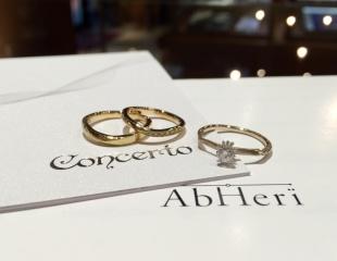 【ORECCHIO(オレッキオ)の口コミ】 指輪を購入する前からここで買いたいと決めていました。お店に入って指輪を…