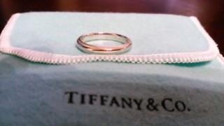 【ティファニー(Tiffany & Co.)の口コミ】 結婚当初につけていた指輪がサイズアウトしてしまったため、出産後のご褒…