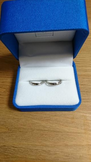【ガラOKACHIMACHIの口コミ】 安い結婚指輪を探したいる中でガラ御徒町のホームページを見つけました。シ…