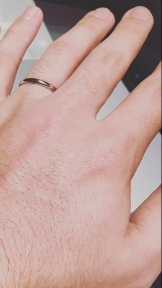 【銀座ダイヤモンドシライシの口コミ】 結婚指輪anolyuの意味にまず惹かれました。素晴らしく素敵な意味合い…