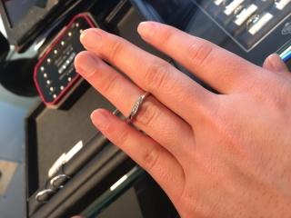 【エクセルコダイヤモンド(EXELCO DIAMOND)の口コミ】 ダイヤモンドが中に埋め込まれているため、引っかかりなどはありません。横…
