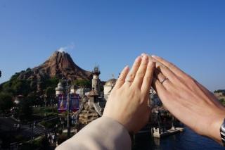 【ティファニー(Tiffany & Co.)の口コミ】 結婚指輪は外すことなく常に付けておきたかったので、ダイヤモンドが入って…