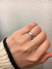 【JEWELRY  KAMATA(ジュエリーかまた)の口コミ】 手が小さい私は欲しい指輪があってもサイズが合わないことが多く、そして…
