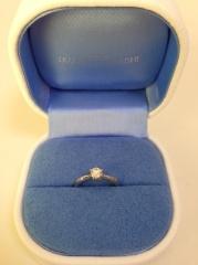 【銀座ダイヤモンドシライシの口コミ】 ダイヤモンドが気に入ったので購入を決めました。 (値段に応じた大きさ、…