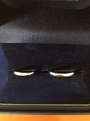 【銀座ダイヤモンドシライシの口コミ】 内側丸甲仕上げでつけ心地の良い指輪にこだわって、ショップ巡りをしていま…