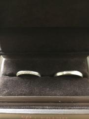 【アイプリモ(I-PRIMO)の口コミ】 本当は某ブランドの結婚指輪が欲しかったのですが、価格が予算と合わず&h…