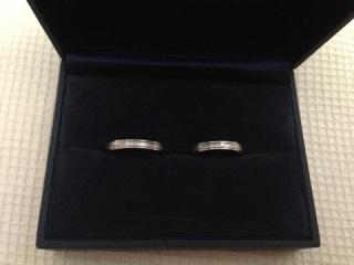 【Tous Les Deux(トゥー・レ・ドゥー)の口コミ】 結婚した年齢が若く、旦那の貯金もあまりなかったので、高い結婚指輪を買う…