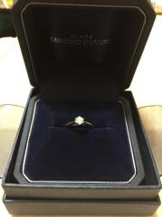 【銀座ダイヤモンドシライシの口コミ】 もう、この指輪のデザイン、由来の意味を知り完全に心を奪われてしまいまし…