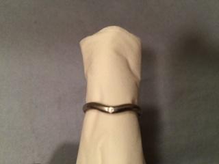 【ティファニー(Tiffany & Co.)の口コミ】  憧れのティファニーの結婚指輪で、本当に素敵でした。少し予算オーバーな…