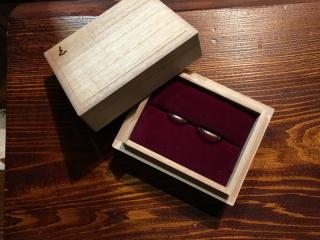 【ichi(イチ)の口コミ】 いろんな指輪屋さんにいったが、2人ともが気にいるデザインがなかった。こ…