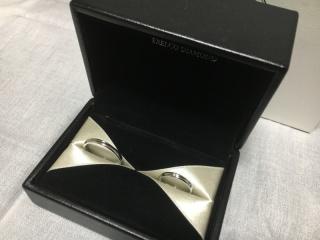 【エクセルコダイヤモンド(EXELCO DIAMOND)の口コミ】 来店前から購入する指輪を決めていましたが、他にも何点か試着をしました。…