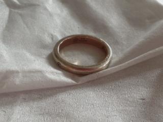 【杢目金屋(もくめがねや)の口コミ】 色や模様の入れ方、指輪の形など、すべて細かく決めて美しい杢目の指輪を…
