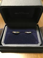 【銀座ダイヤモンドシライシの口コミ】 いくつかの店舗て指輪のデザインで悩んでいる中、ダイヤモンドシライシの店…