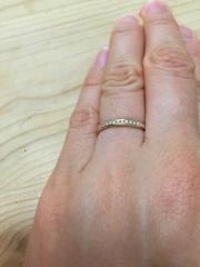 【俄(にわか)の口コミ】 自分の大好きな街の京都で作られてるという俄さん。こちらでみたこの指輪が…