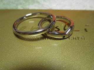 【結婚指輪手作り.comの口コミ】 結婚指輪を探しに行ったのですが、出される指輪すべてどれも同じように見え…