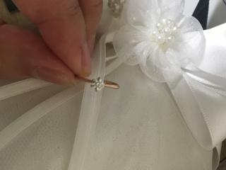【BRILLIANCE+(ブリリアンスプラス)の口コミ】 指輪の地銀から石(ダイヤ)までを自分で選んでカスタマイズできることが最…