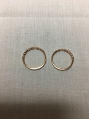 【Quand de Mariage(クワンドゥマリアージュ)の口コミ】 第1に店員さんの接客が丁寧でリラックスして指輪選びをする事ができました…