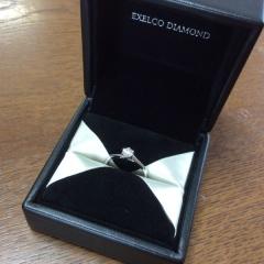 【エクセルコダイヤモンド(EXELCO DIAMOND)の口コミ】 ベルギー王侯貴族御用達だけあって、ダイヤモンドがとても綺麗でした。ダイ…