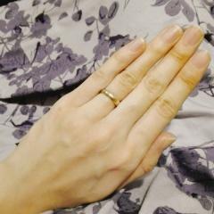 【NIESSING(ニーシング)の口コミ】 ①夫とおそろいの指輪であること②プラチナの結婚指輪は持っている人が多い…