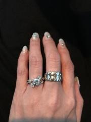 【アトリエミラネーゼの口コミ】 信頼…前々からリフォームしたいな!と思っていて大切な婚約指輪を…