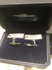 【銀座ダイヤモンドシライシの口コミ】 値段とデザインで1番しっくりきたものを。 指輪の細さは実際につけてみる…