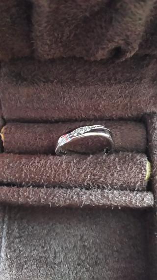 【JEWELRY  KAMATA(ジュエリーかまた)の口コミ】 フルオーダーで出来ることで、世界にひとつしかないお気に入りの結婚指輪…